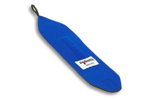NEO-PRO WRIST SUPPORTS BLUE Thumb Loop #3026BL