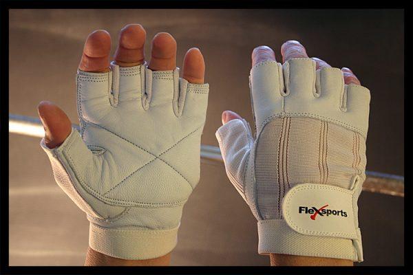 White Pro-Spandex