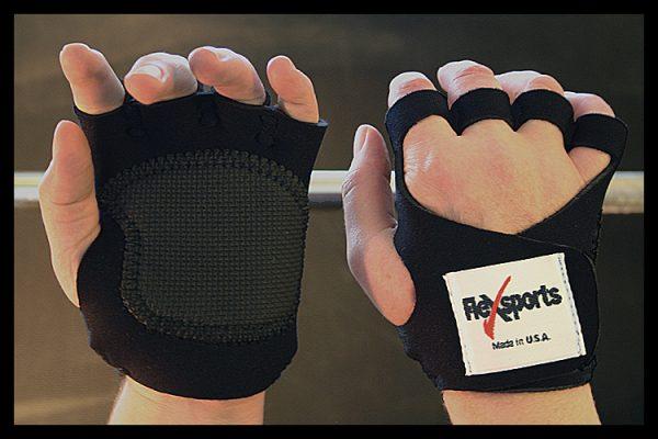 Black Neo-Pro Gloves