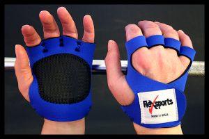 Blue Neo-Pro Gloves