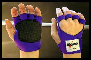 Purple Neo-Pro Gloves