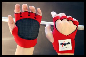 Red Neo-Pro Gloves